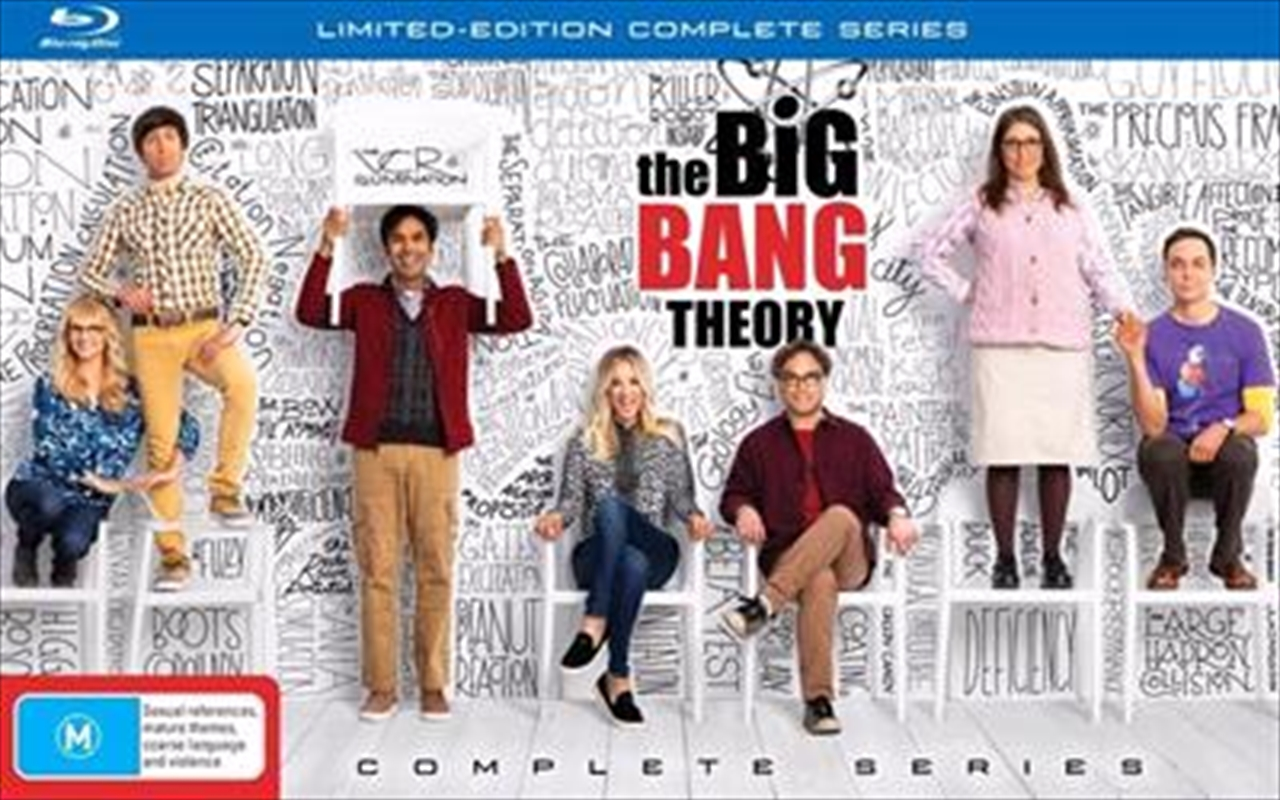 Big Bang Theory | Complete Collection, The | Blu-ray