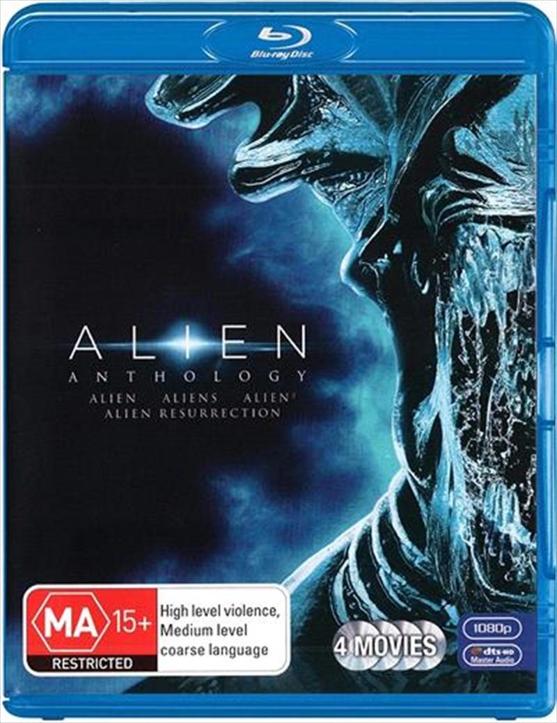 Alien Anthology | Blu-ray