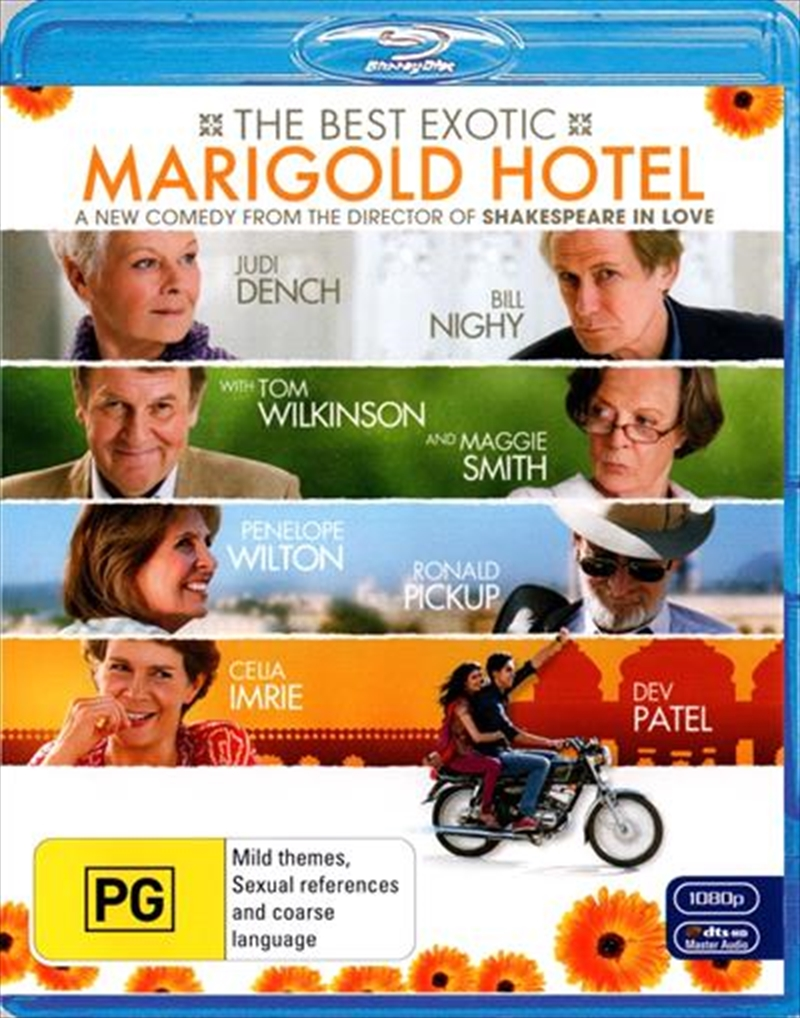 Best Exotic Marigold Hotel, The | Blu-ray