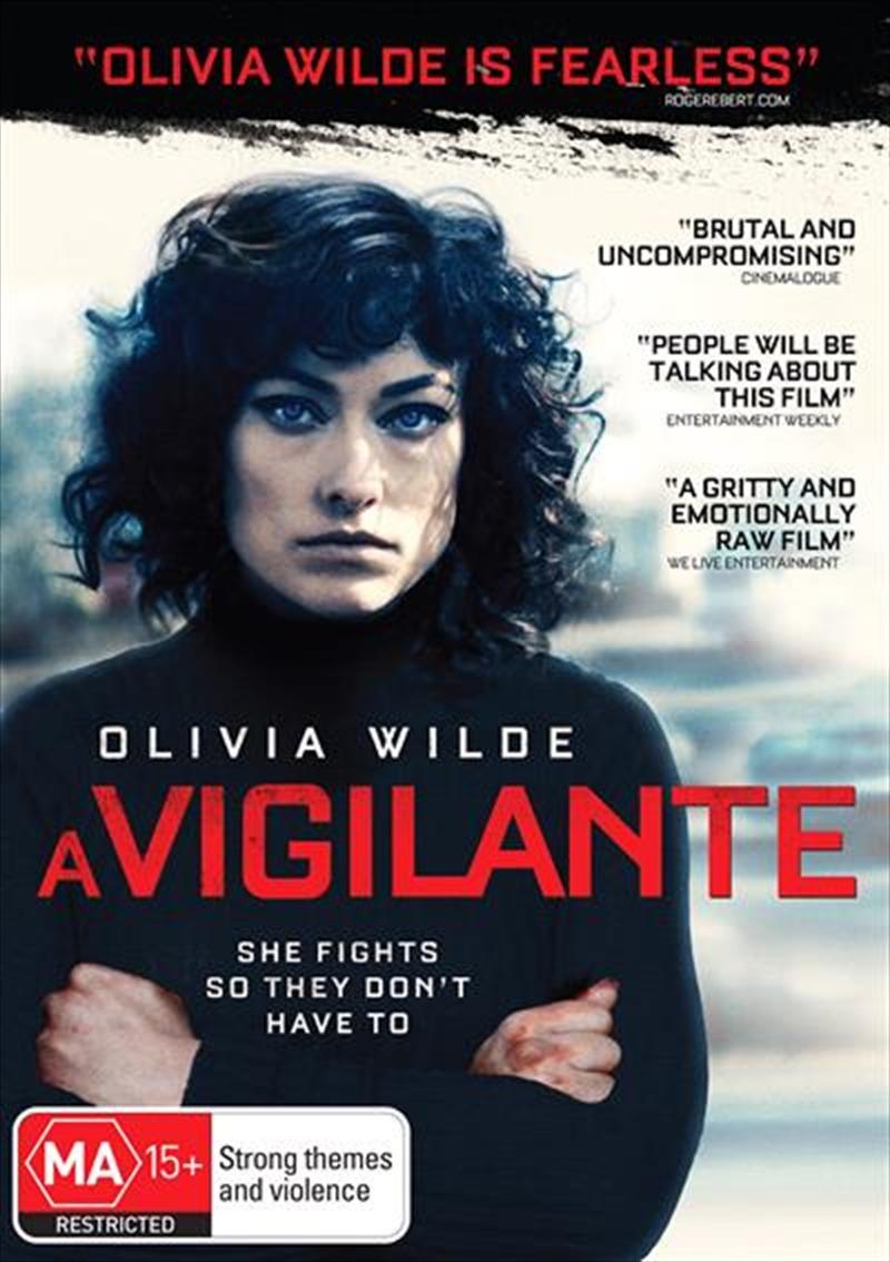 A Vigilante | DVD