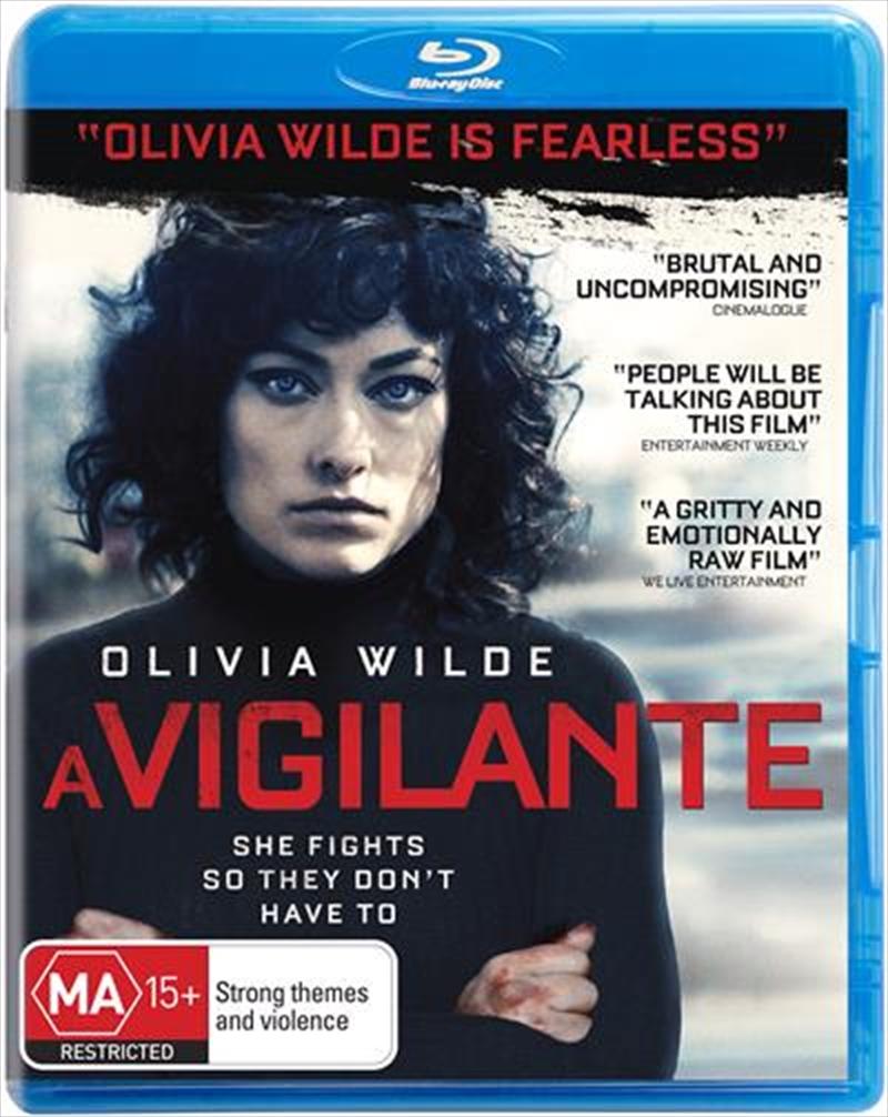 A Vigilante | Blu-ray