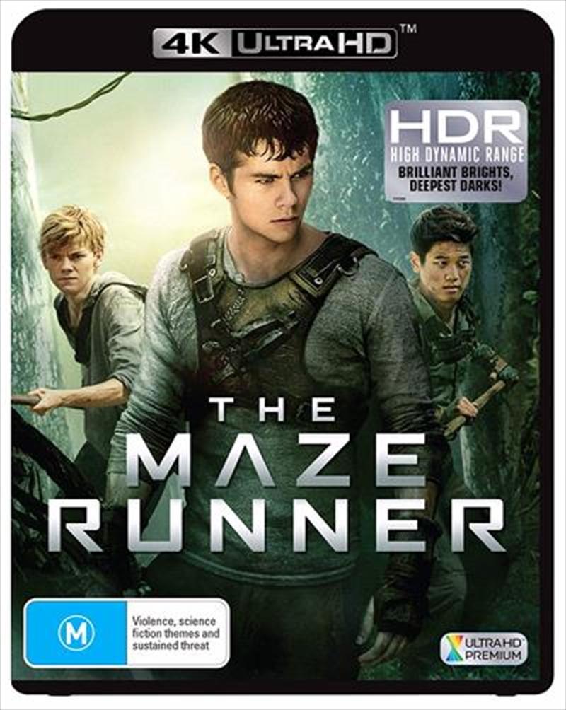 Maze Runner, The   UHD