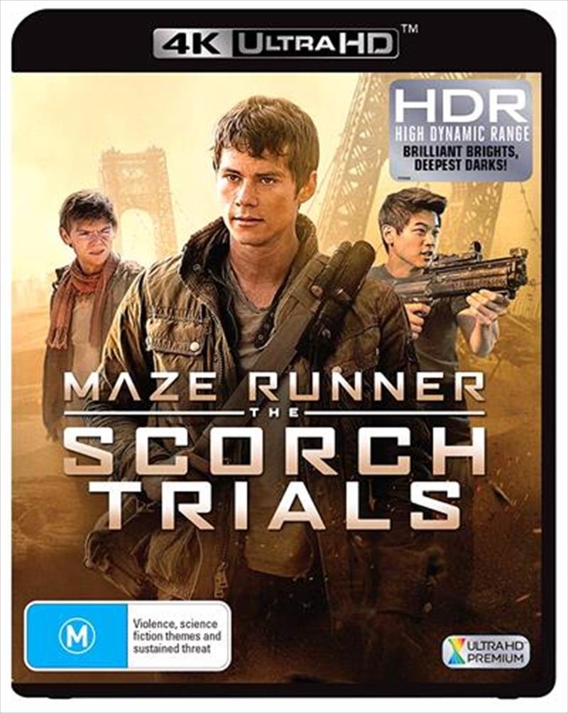 Maze Runner - The Scorch Trials | UHD