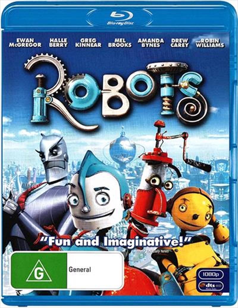 Robots | Blu-ray