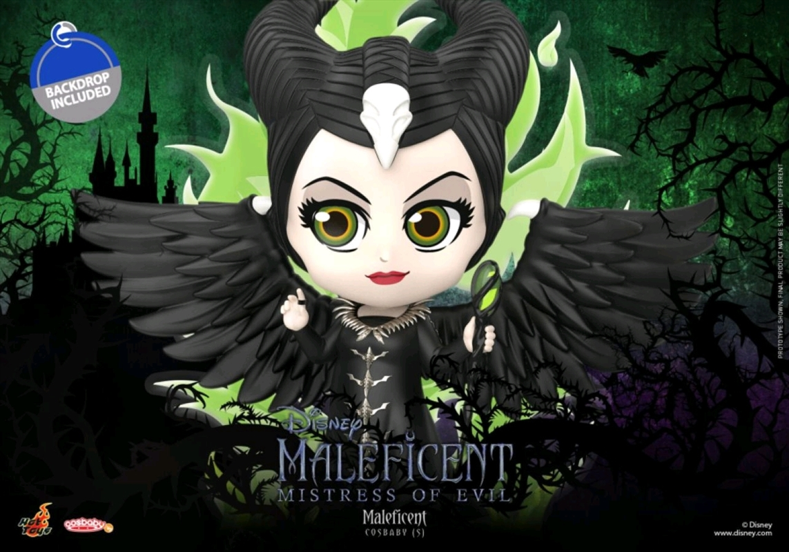 Maleficent 2: Mistress of Evil - Maleficent Cosbaby | Merchandise