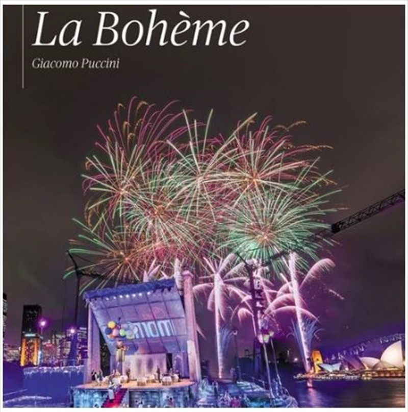 Handa Opera on Sydney Harbour - La Bohème | DVD