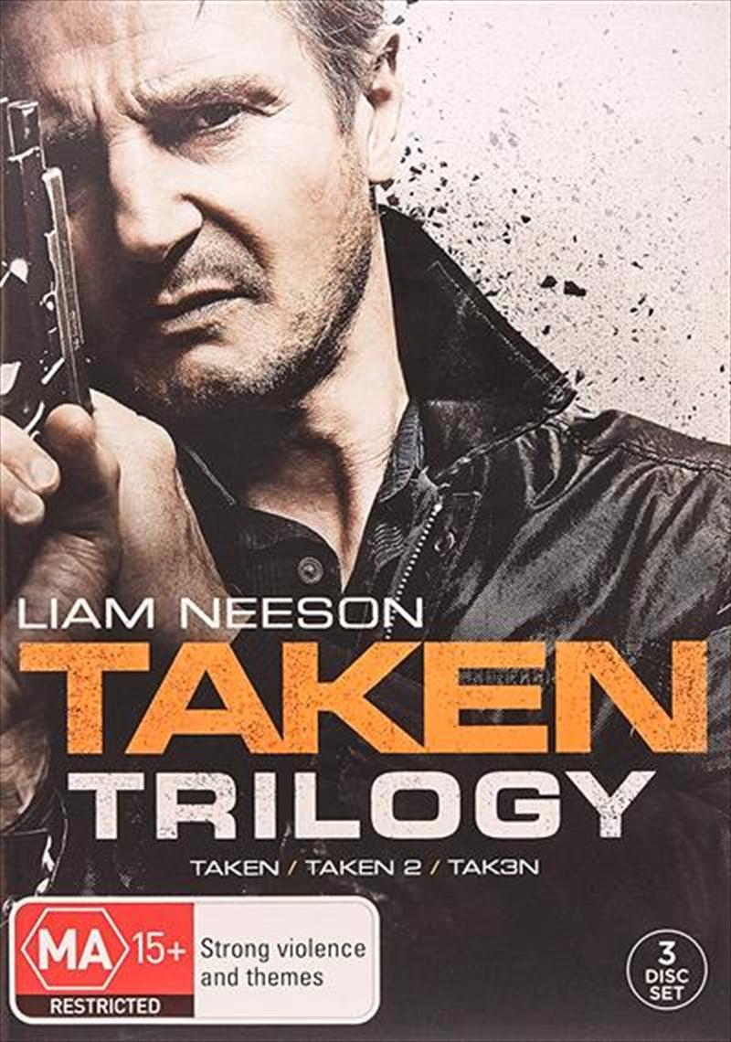 Taken / Taken 2 / Taken 3 | DVD
