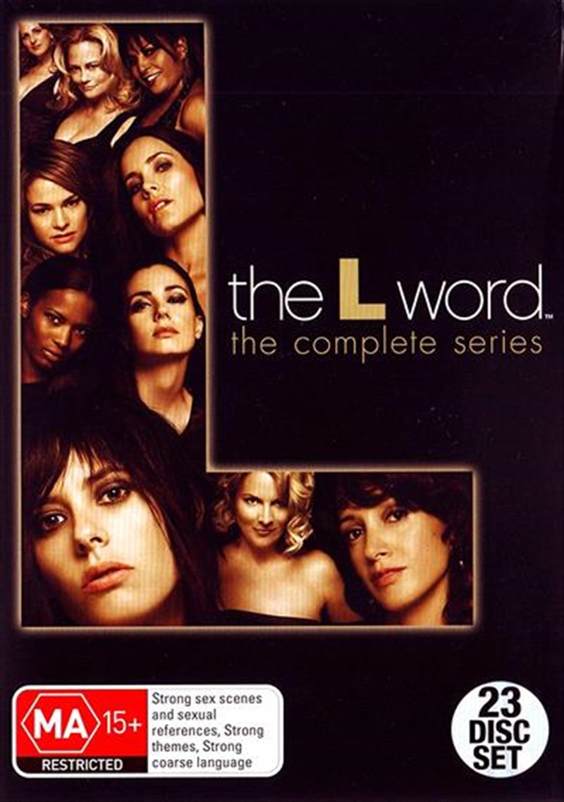 L Word - Season 1-6 | Boxset, The | DVD