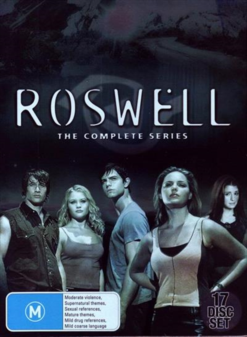Roswell - Seasons 01-03 | DVD