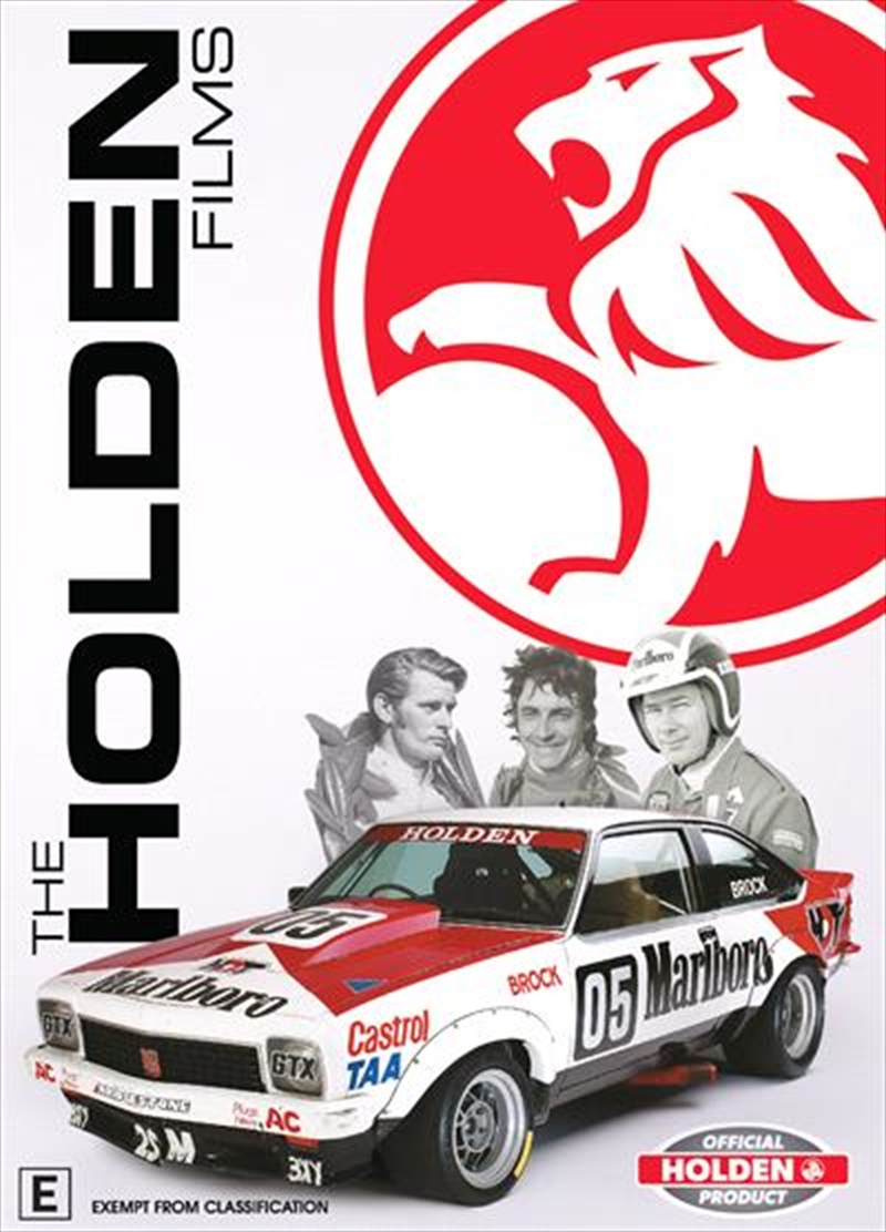 Holden Films - Collector's Edition - Limited Edition, The | DVD
