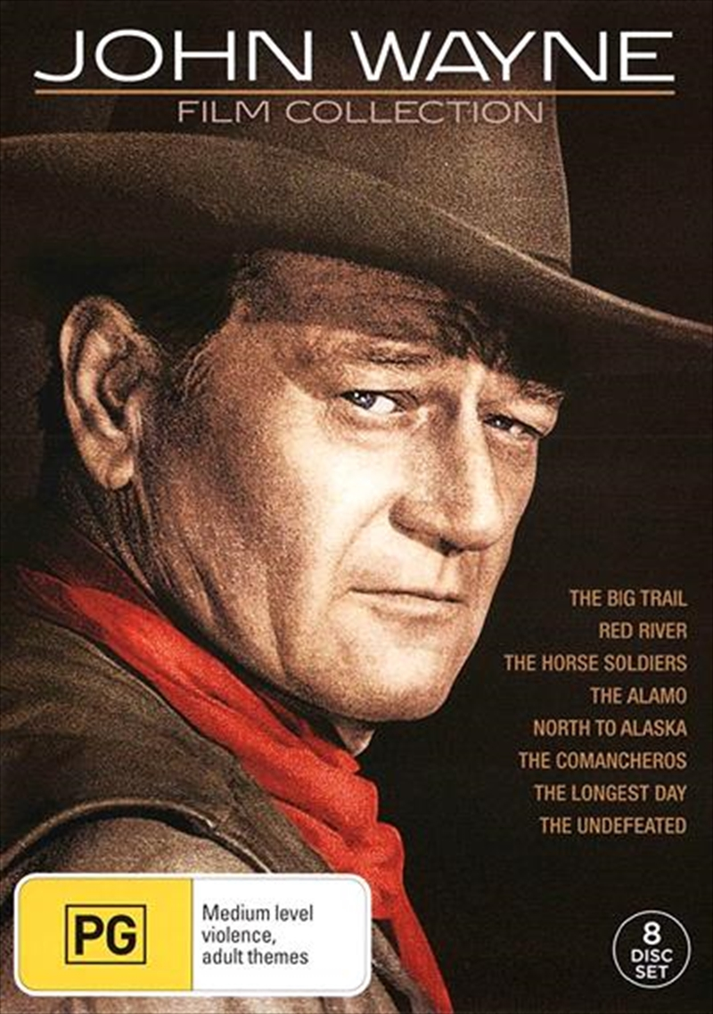 John Wayne Collection | DVD