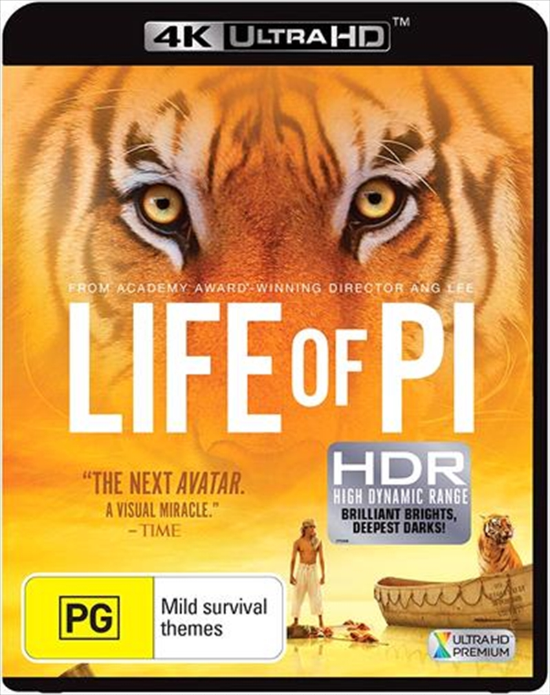 Life Of Pi | UHD