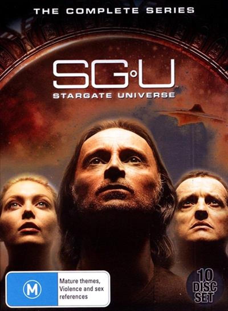 Stargate Universe - Season 1-2 | Boxset | DVD