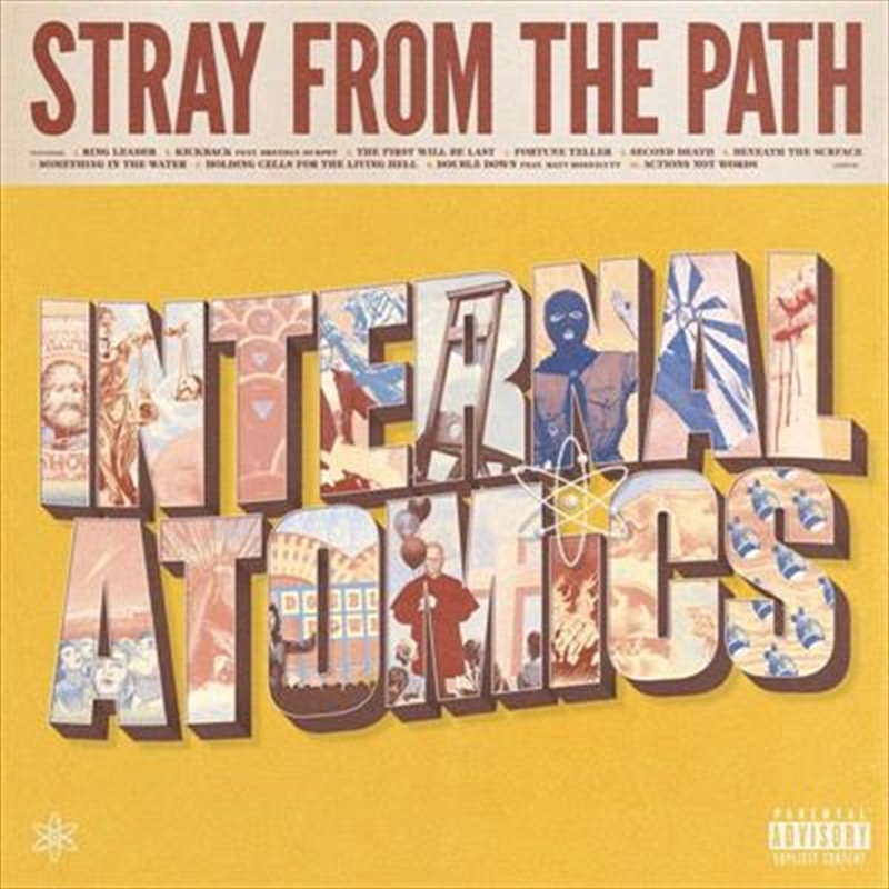 Internal Atomics | CD