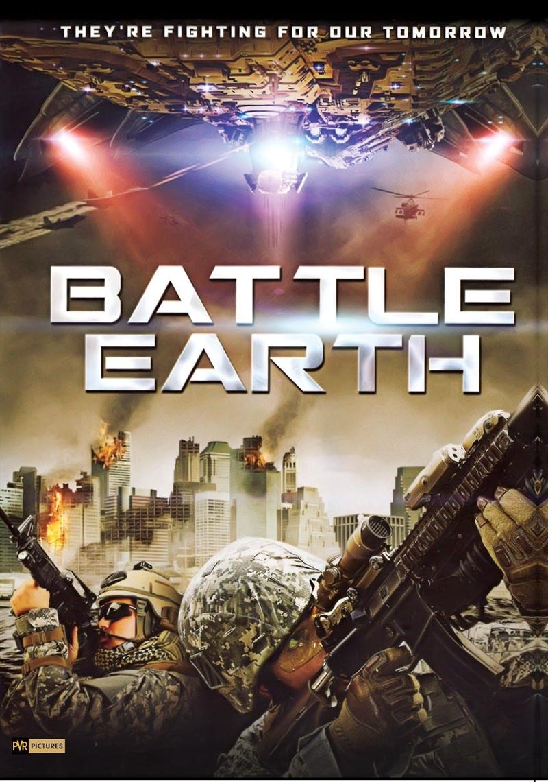 Battle Earth | DVD