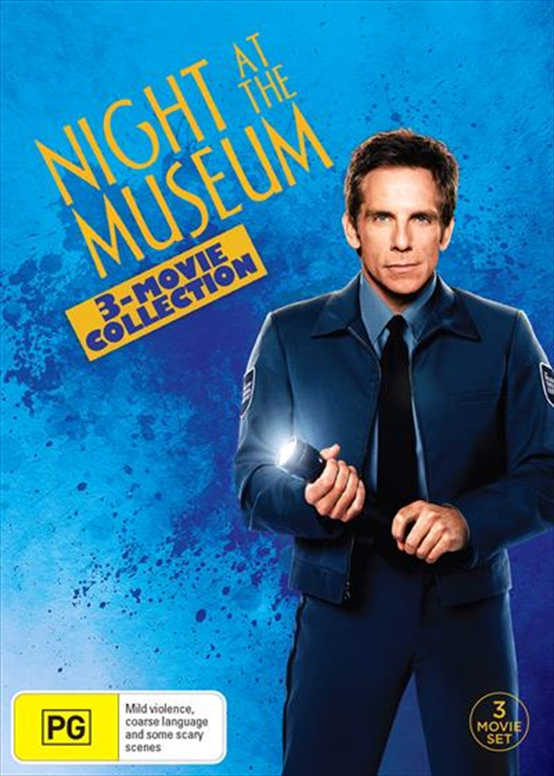 Night At The Museum Trilogy | DVD