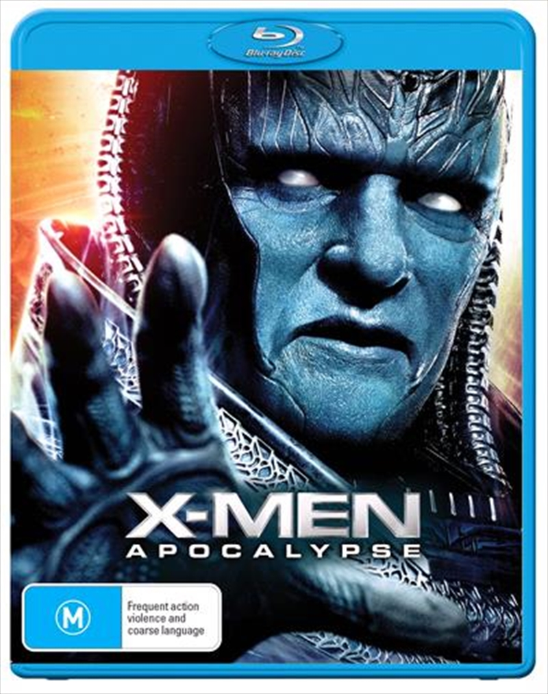 X-Men Apocalypse | Blu-ray