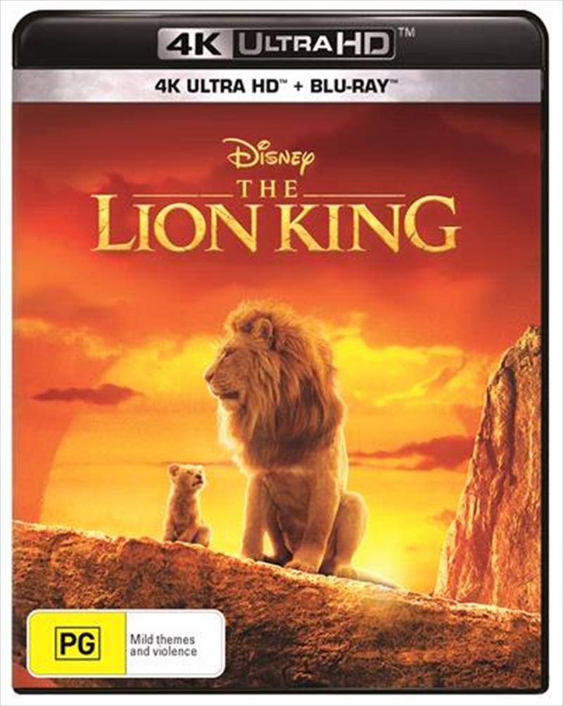 Lion King, The | UHD