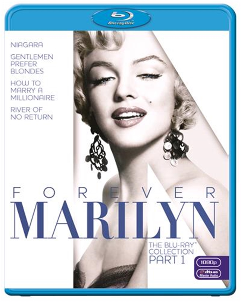 Forever Marilyn 8 Pack - Collection | Blu-ray