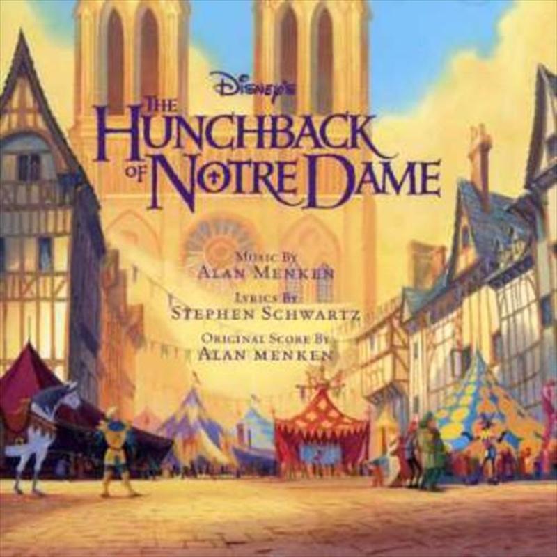Hunchback Of Notre Dame | CD