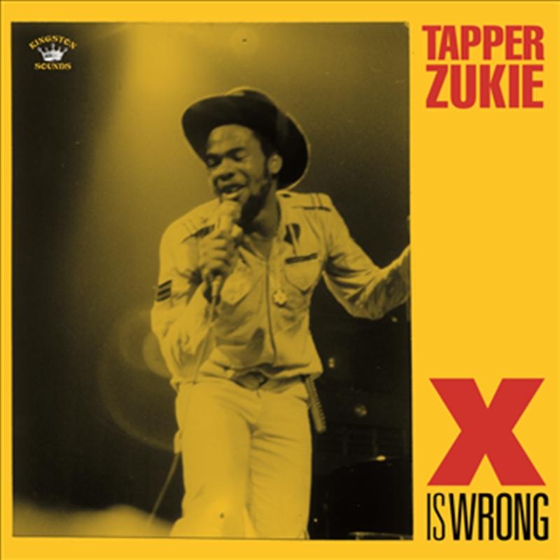 X Is Wrong   Vinyl