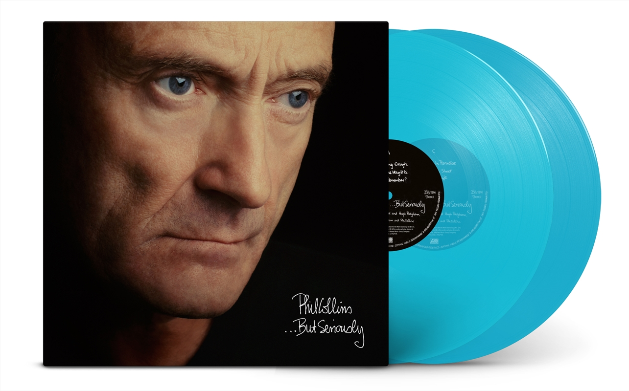 But Seriously - Limited Edition Turquoise Coloured Vinyl | Vinyl