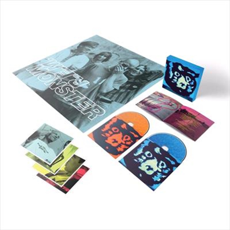Monster - 25th Anniversary Expanded Edition | CD