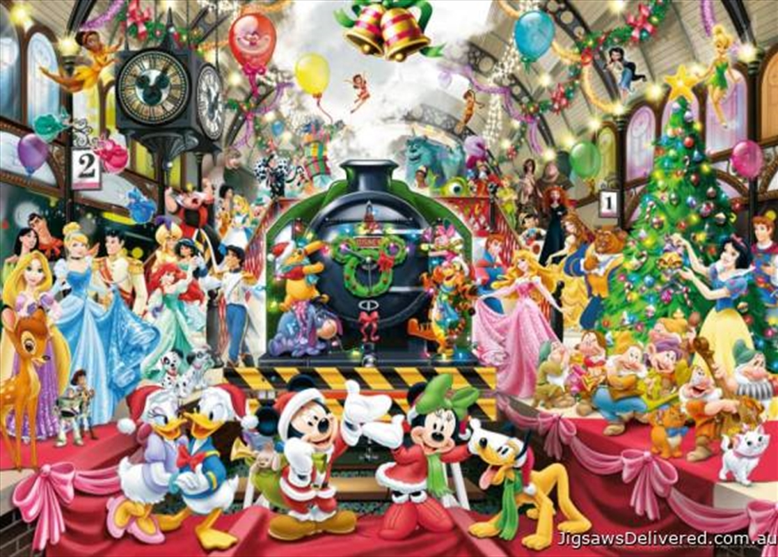 All Aboard For Christmas 1000 Piece Puzzle | Merchandise