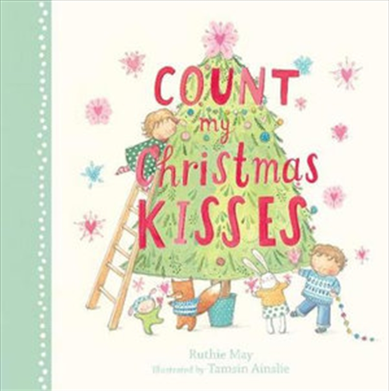 Count My Christmas Kisses | Paperback Book