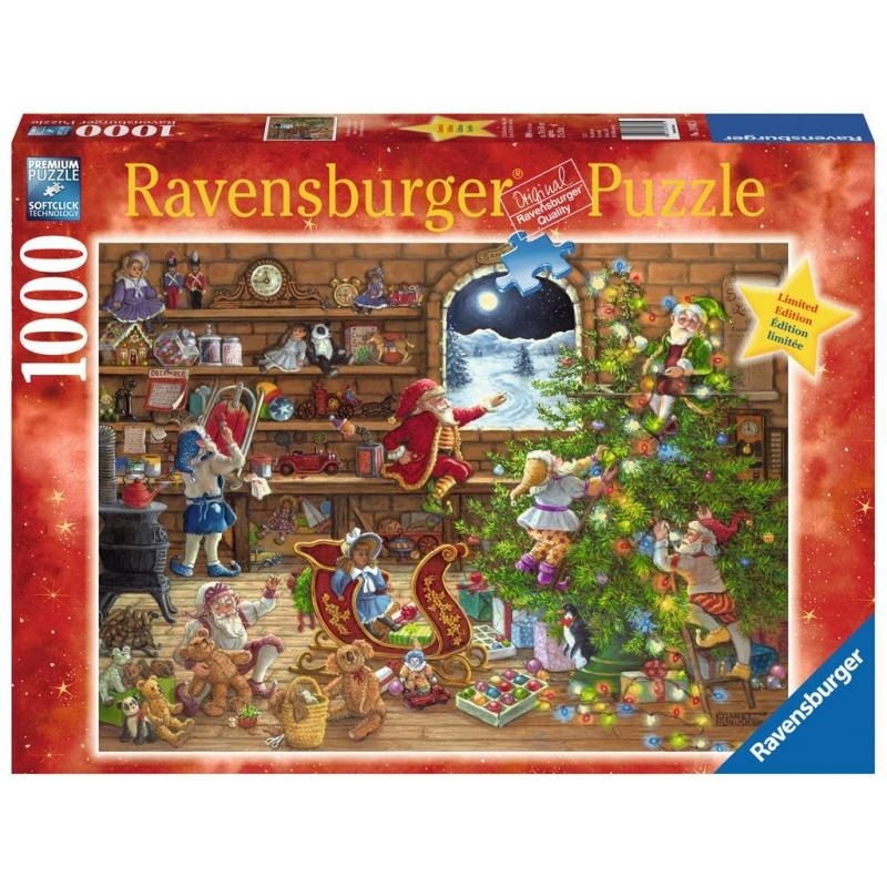 Countdown To Christmas 1000 Piece Puzzle | Merchandise