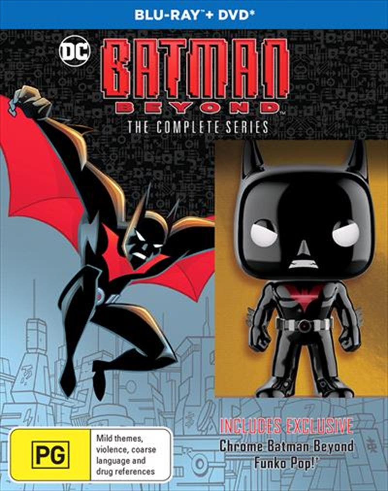 Batman Beyond - Limited Edition - Complete Collection | Blu-ray