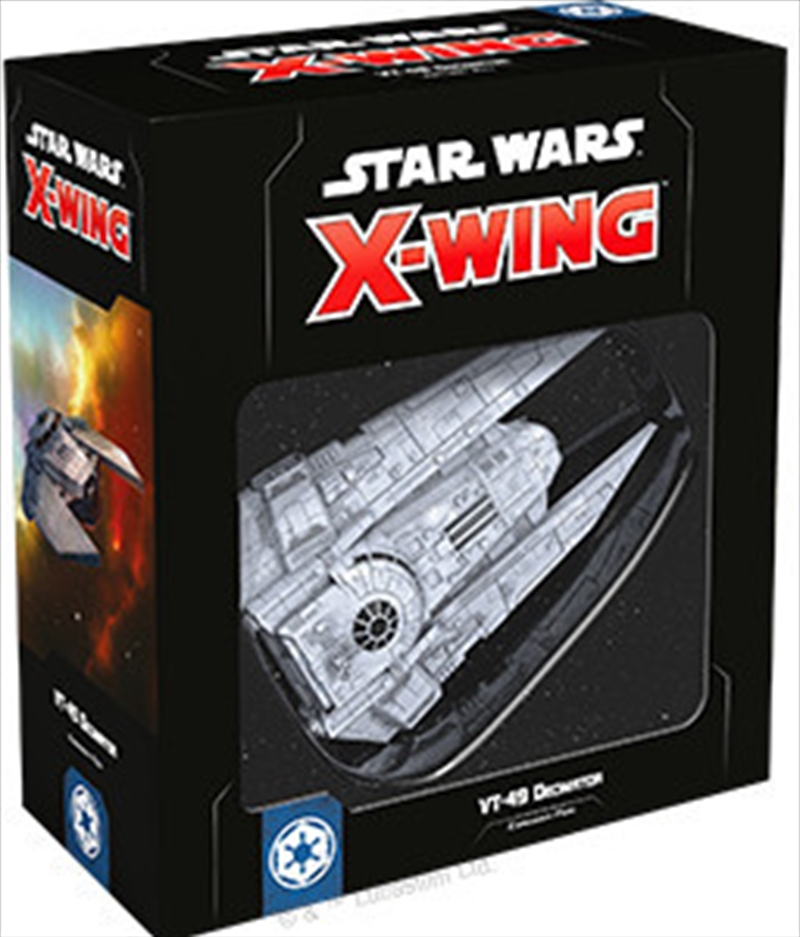 Star Wars X-Wing 2nd Edition VT-49 Decimator | Merchandise