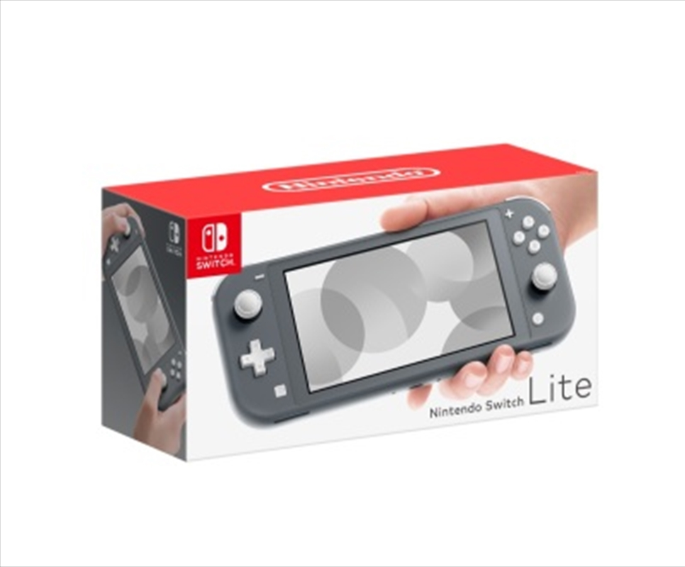 Nintendo Switch Console Lite Grey | Nintendo Switch
