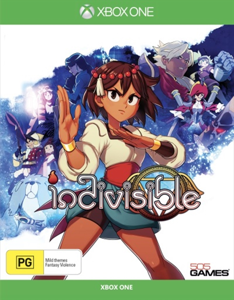 Indivisible | XBox One