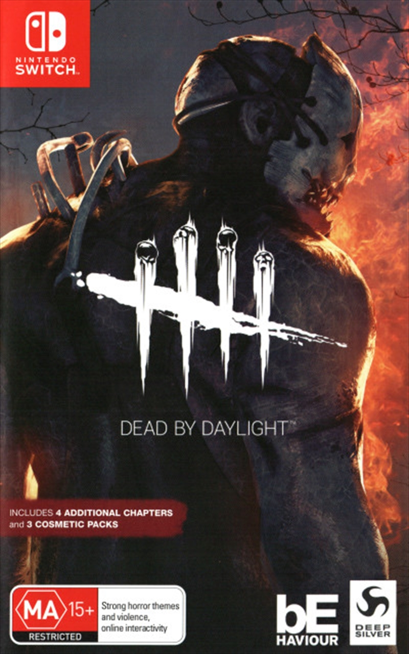 Dead By Daylight | Nintendo Switch