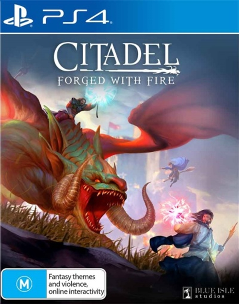 Citadel Forged With Fire | PlayStation 4