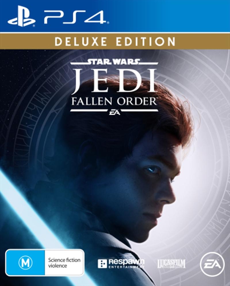 Star Wars Jedi Fallen Order - Deluxe Edition | PlayStation 4