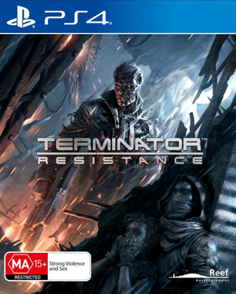 Terminator Resistance | PlayStation 4