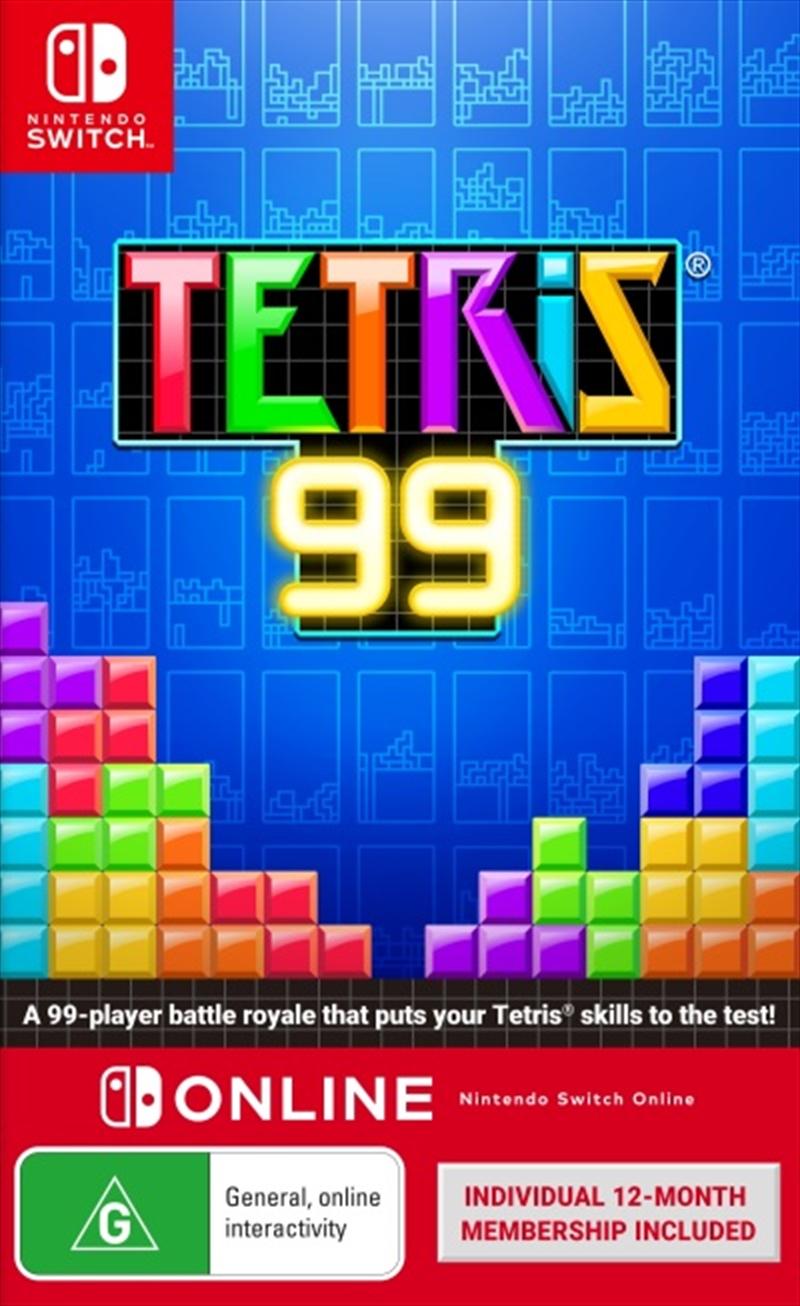 Tetris 99 | Nintendo Switch