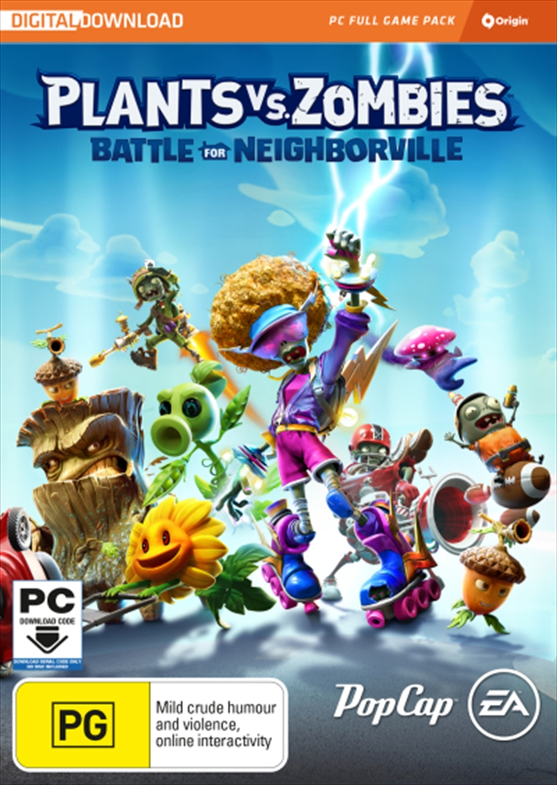 Plants vs Zombies Battle for Neighborville | PC