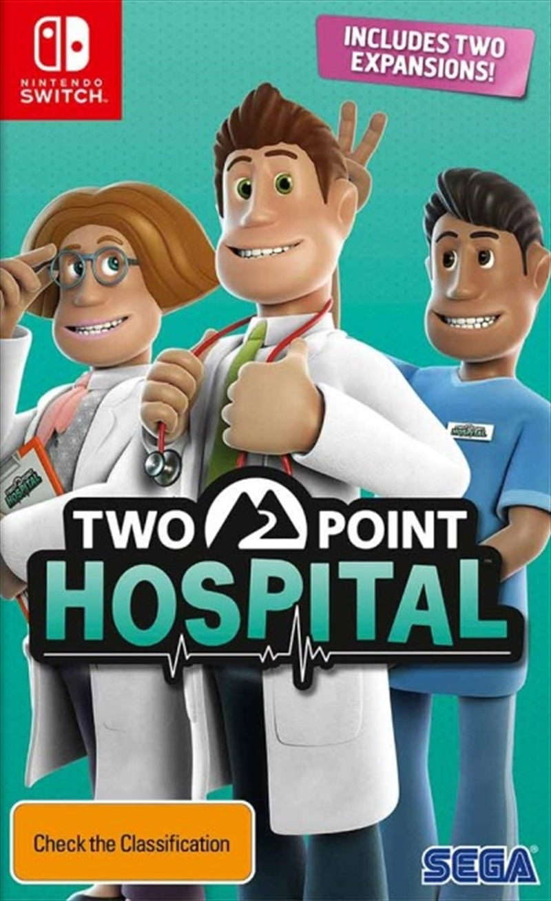 Two Point Hospital | Nintendo Switch