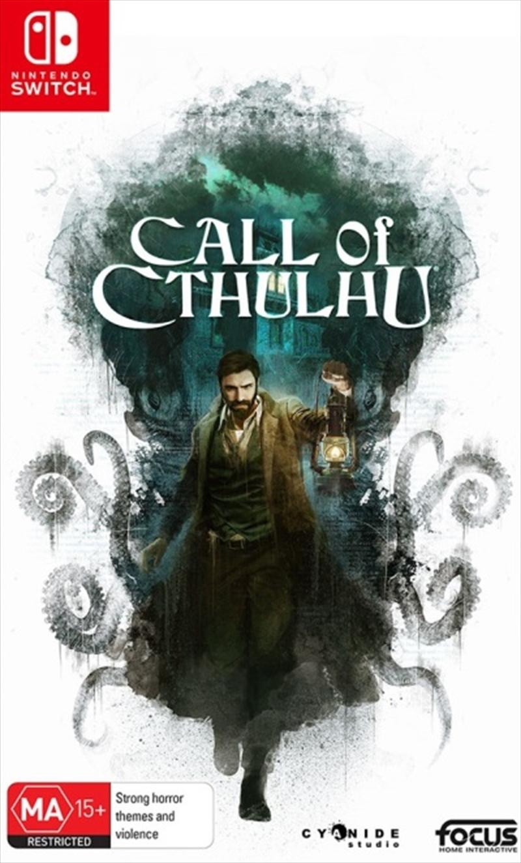 Call Of Cthulhu | Nintendo Switch