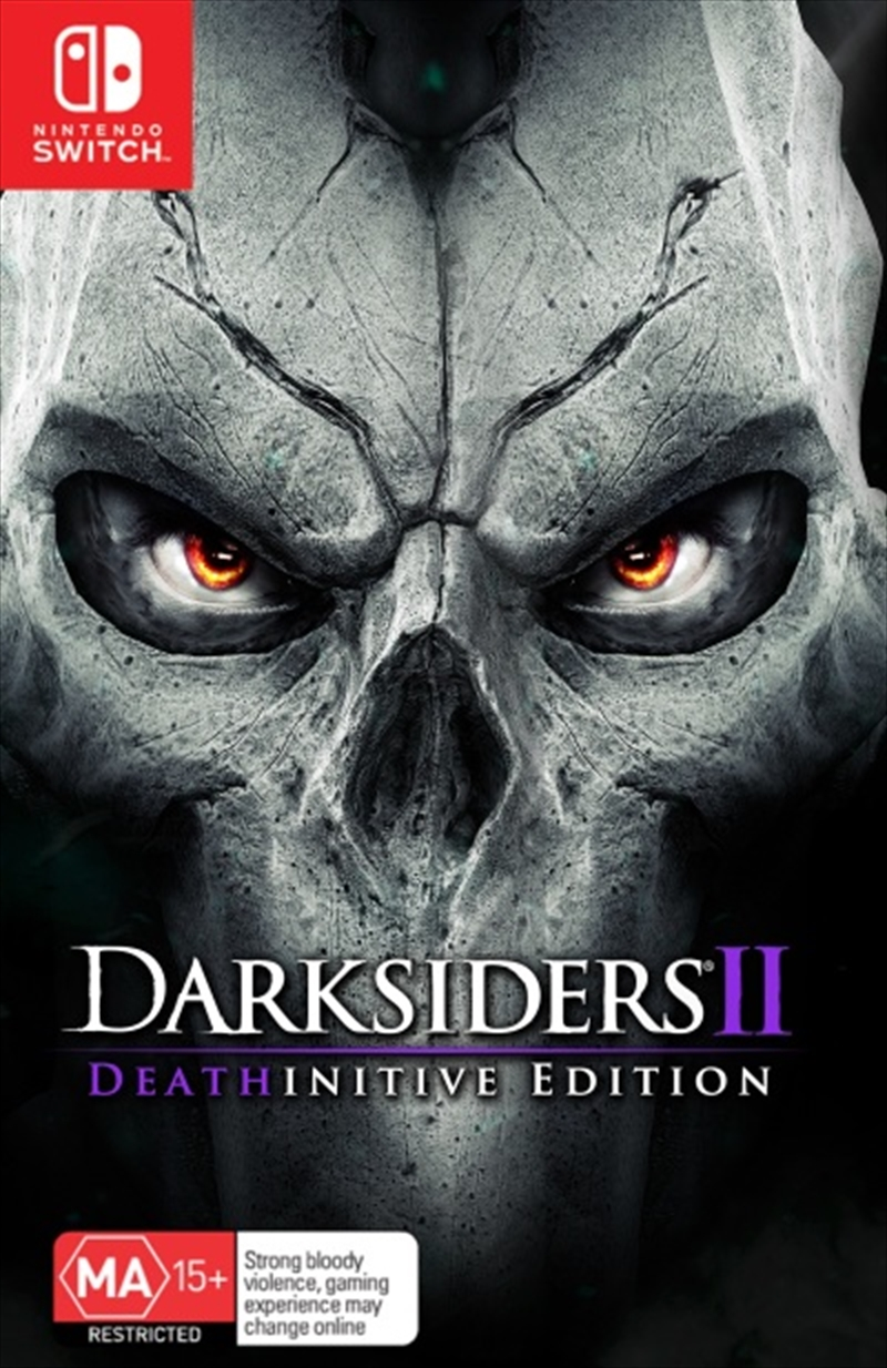 Darksiders 2 Deathinitive Edition | Nintendo Switch