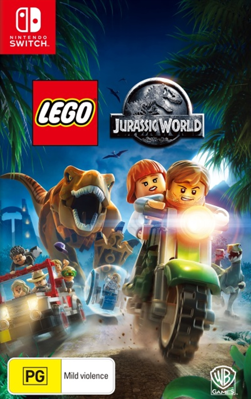 Lego Jurassic World | Nintendo Switch