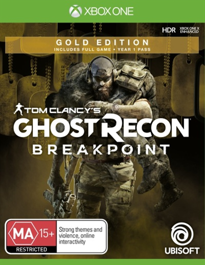 Ghost Recon Breakpoint Gd Edn | XBox One