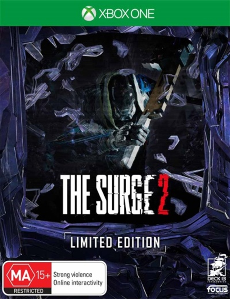 Surge 2 Limited Edition   XBox One