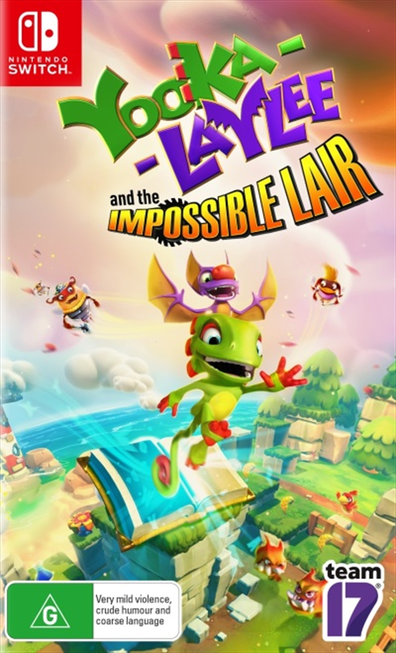 Yooka Laylee and the Impossible Lair | Nintendo Switch