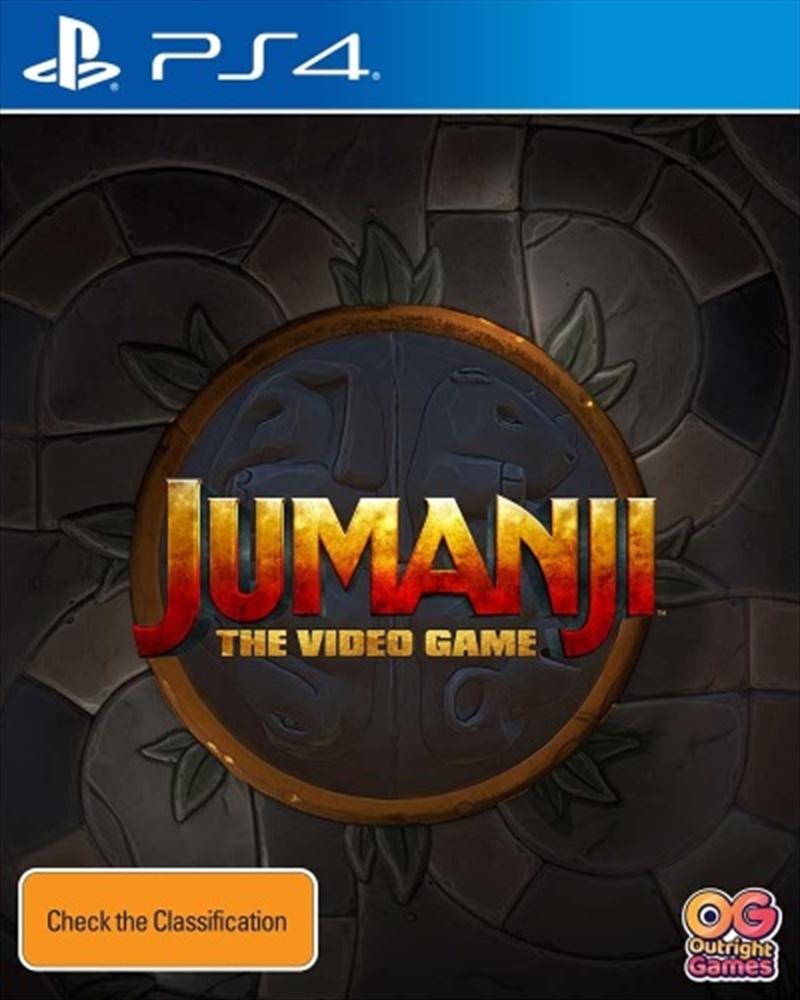 Jumanji The Video Game | PlayStation 4