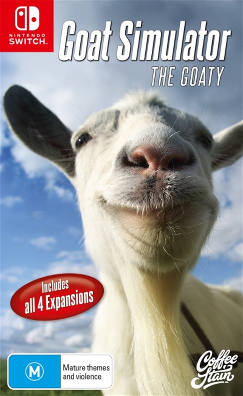 Goat Simulator The Goaty | Nintendo Switch