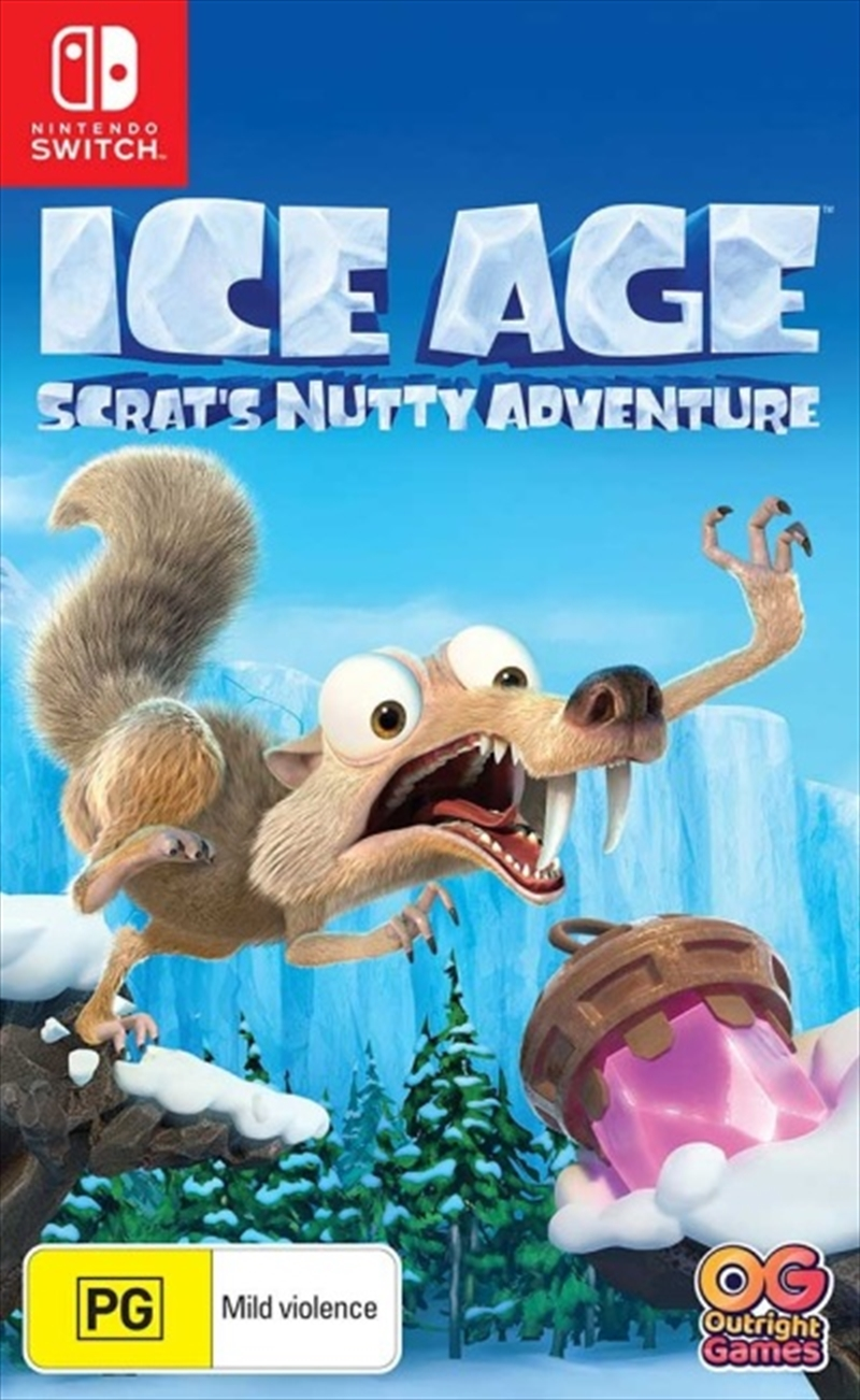 Ice Age Scrats Nutty Adventure | Nintendo Switch